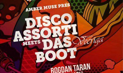 EVENT: Das Boot season finalé: Disco Assorti / 1 Sep