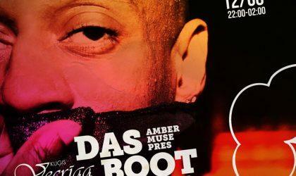 EVENT: Das Boot w/ Robert Owens (USA) / 12 AUG