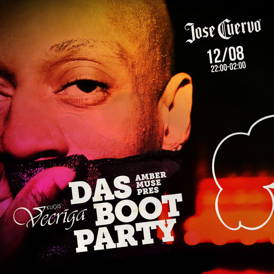 EVENT: Das Boot w/ Robert Owens (USA) / 12 AUG