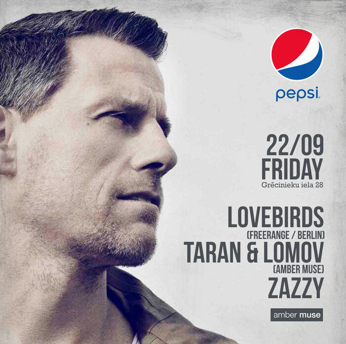 EVENT: Amber Muse pres Lovebirds (Berlin) / 22 Sep