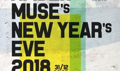 Amber Muse's New Year's Eve 2018