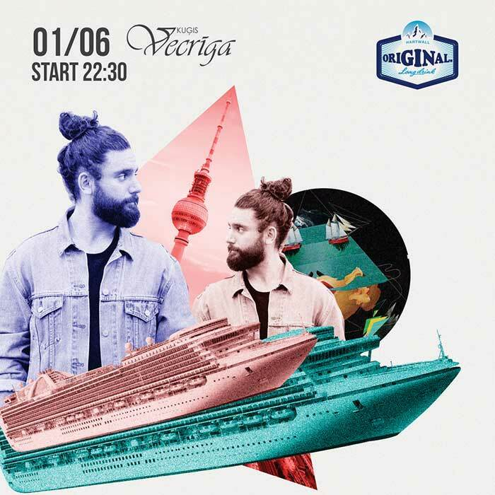 EVENT: Das Boot w/ Carlo (Berlin) / 01 June
