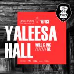 Amber Muse pres Yaleesa Hall