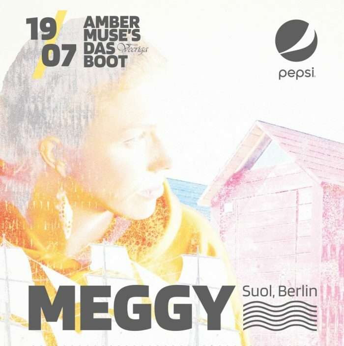 EVENT: Amber Muse's Das Boot with Meggy (Suol, Berlin) / 19 July