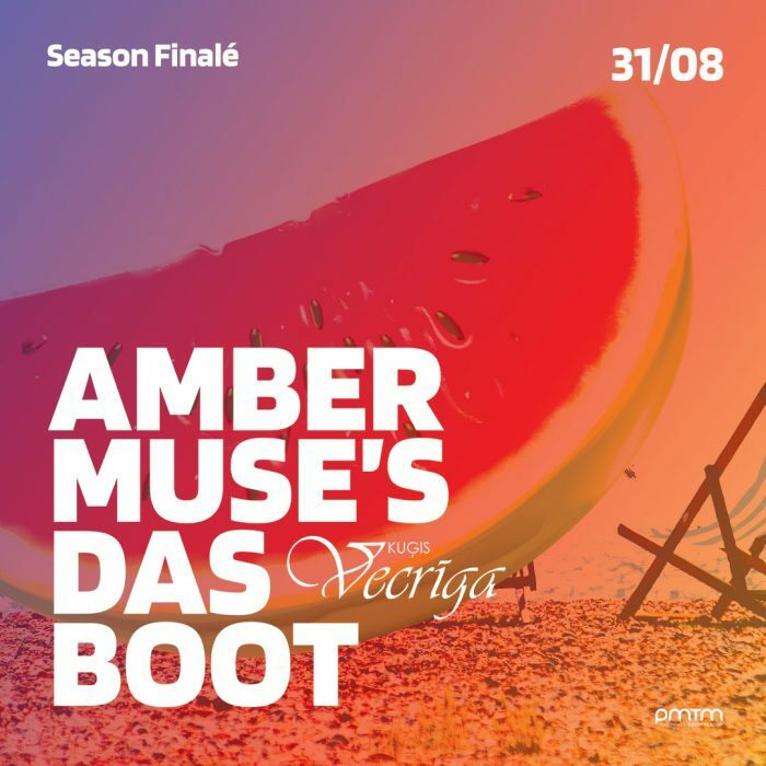 EVENT:  Amber Muse's Das Boot: Season Finalé / 31 Aug