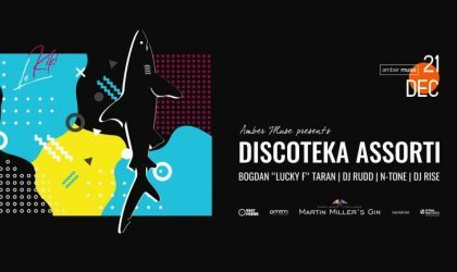 EVENT: Amber Muse's Discoteka Assorti / 21 Dec