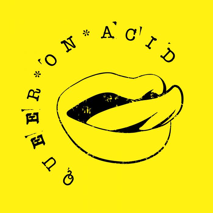 Queer On Acid – Drama EP (QONA001)