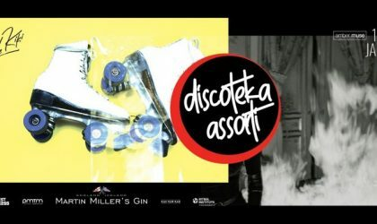 EVENT: Amber Muse's Discoteka Assorti / 17 Jan