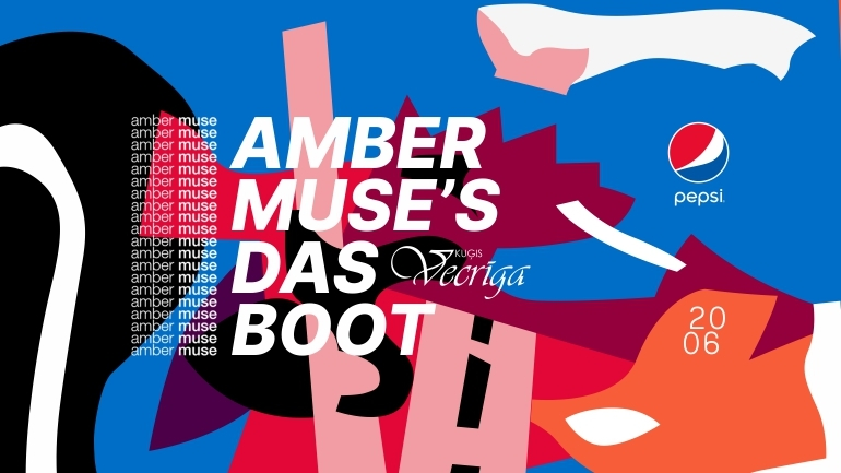 EVENT: Amber Muse's Das Boot / 20 June