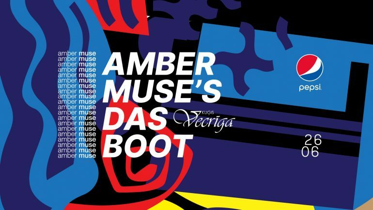 EVENT: Amber Muse's Das Boot Pt. 2 / 26 June