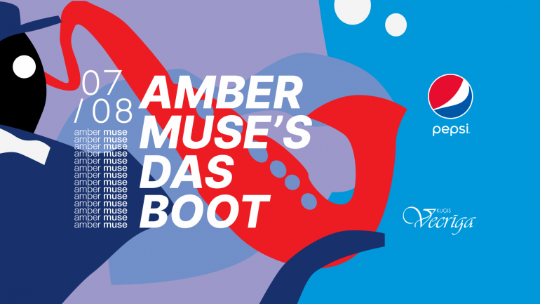 Amber Muse's Das Boot