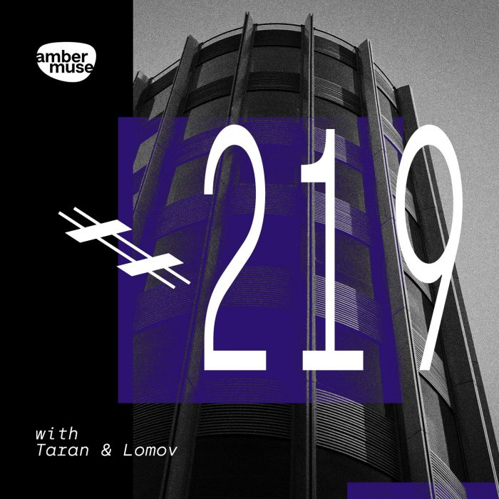 Amber Muse Radio Show #219 with Taran & Lomov // 05 Feb 2021