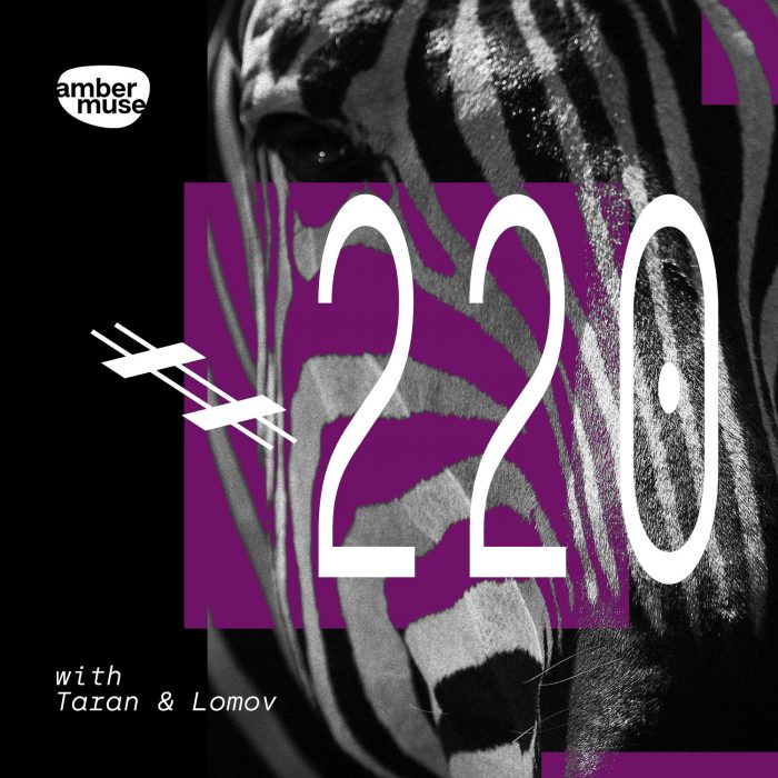 Amber Muse Radio Show #220 with Taran & Lomov // 12 Feb 2021
