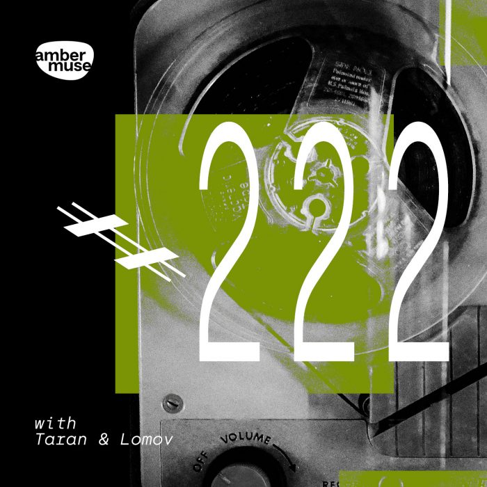 Amber Muse Radio Show #222 with Taran & Lomov // 26 Feb 2021