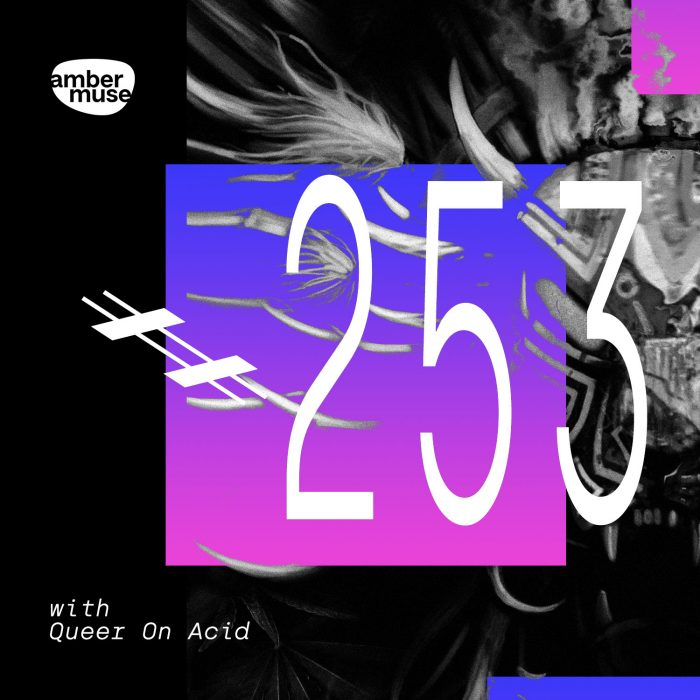 Amber Muse Radio Show #253 with Queer On Acid
